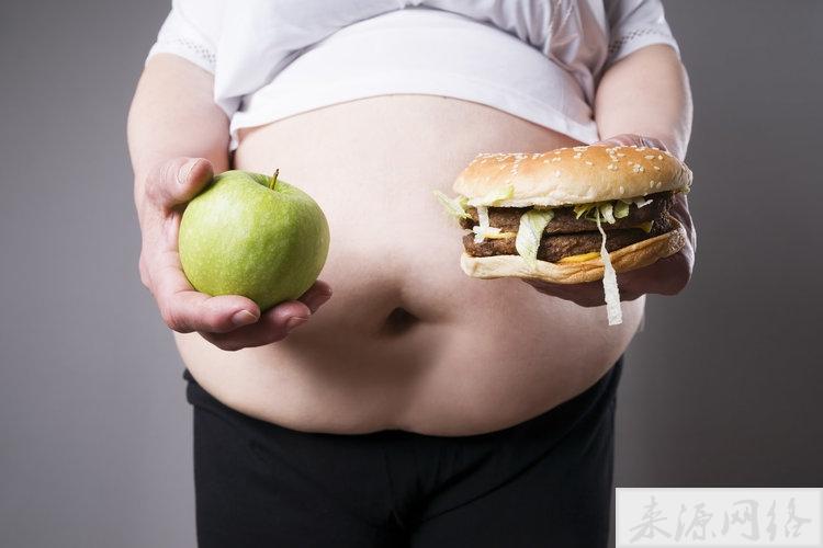 一胖就胖肚子?原因有3个