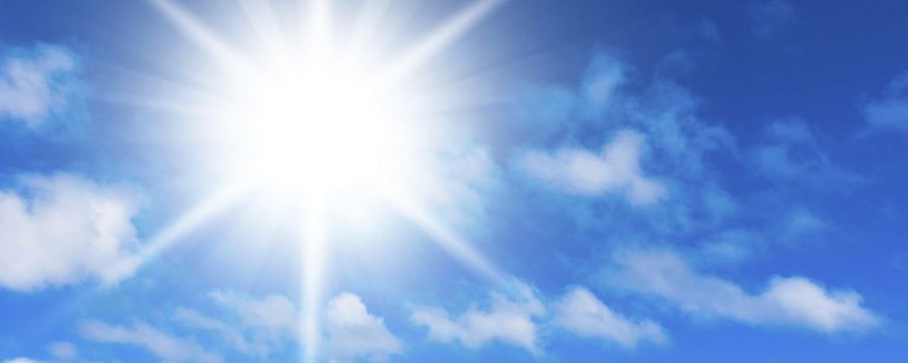 炎炎夏季容易中暑 一定要提前预防