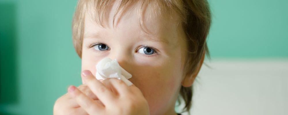 小孩鼻子出血怎么回事 什么原因导致